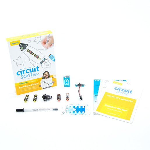Circuit Scribe Circuit Drawing Kits Basic Kit (行貨)