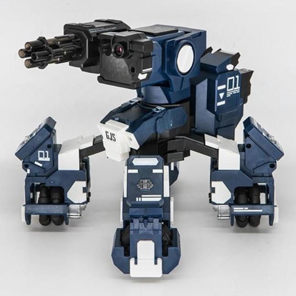 GJS 匠 即時對戰競技機器人 藍色 (行貨一年保養)