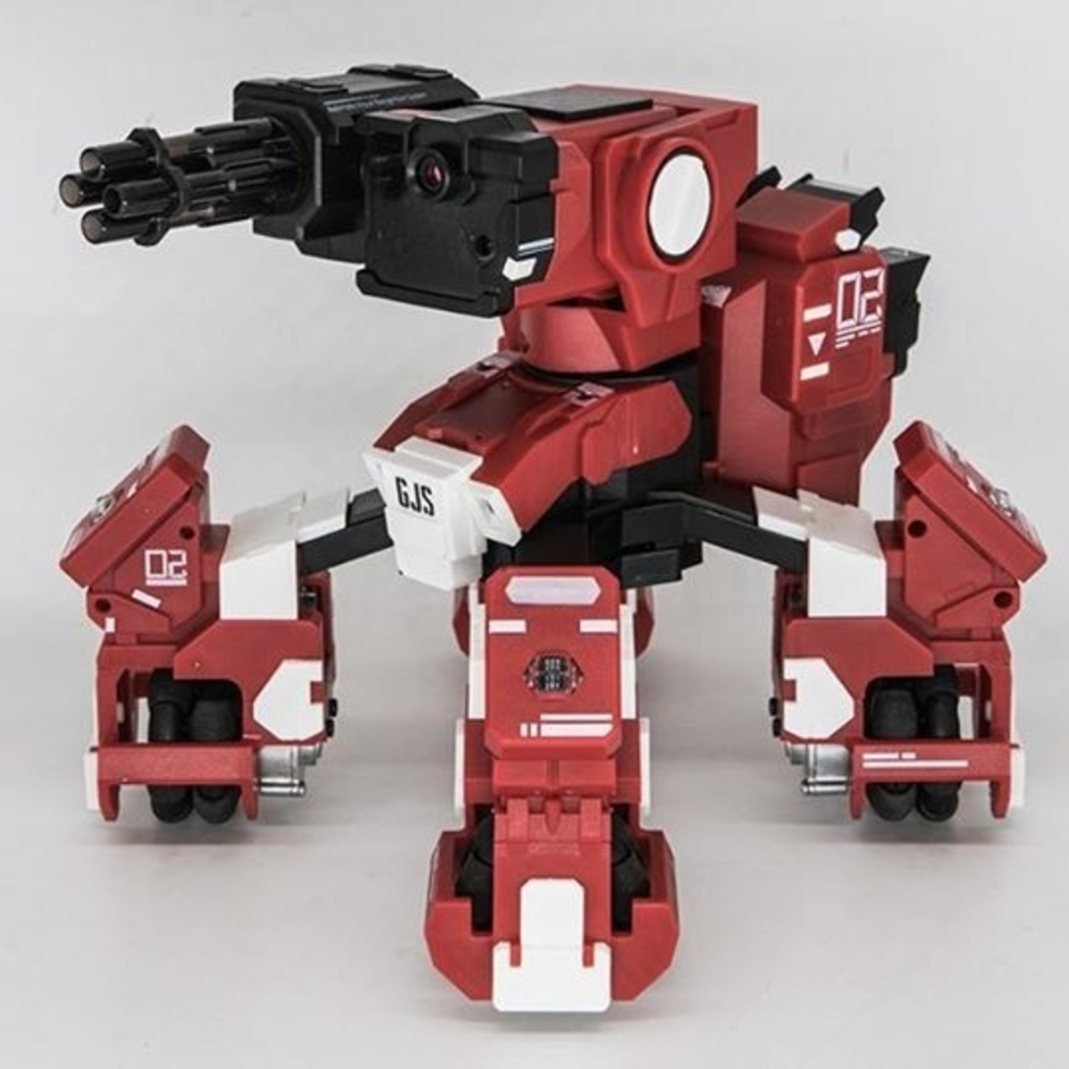 GJS GEIO Face-to-face GAMING ROBOT Red (1 year warranty)