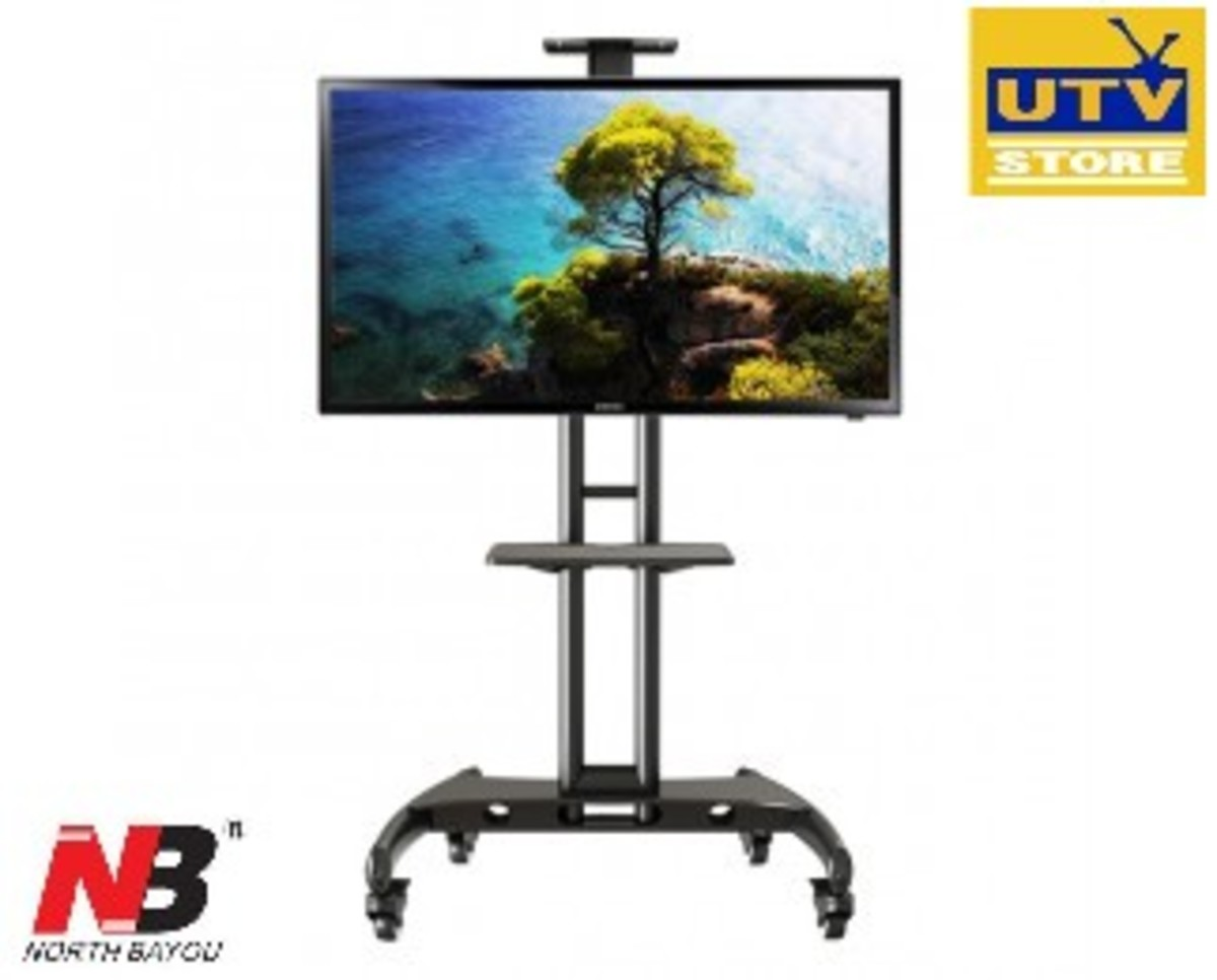 AVA1500-60-1P TV mobile floor stand