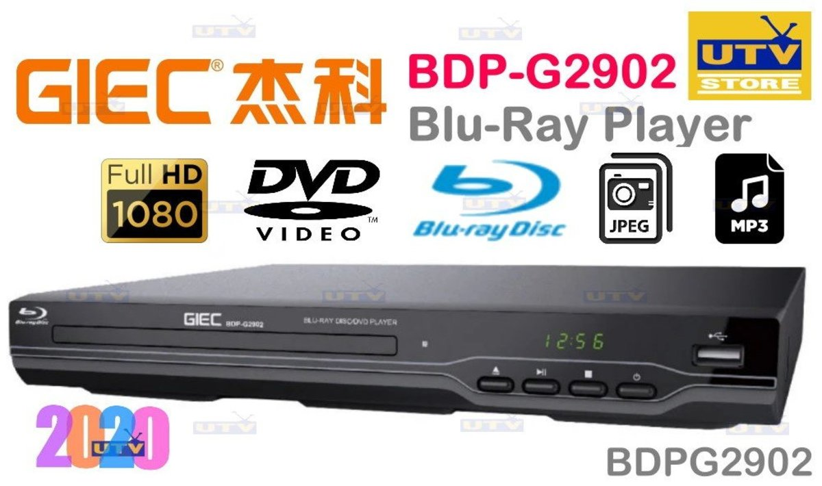BDP-G2902 2D BLU-RAY PLAYER