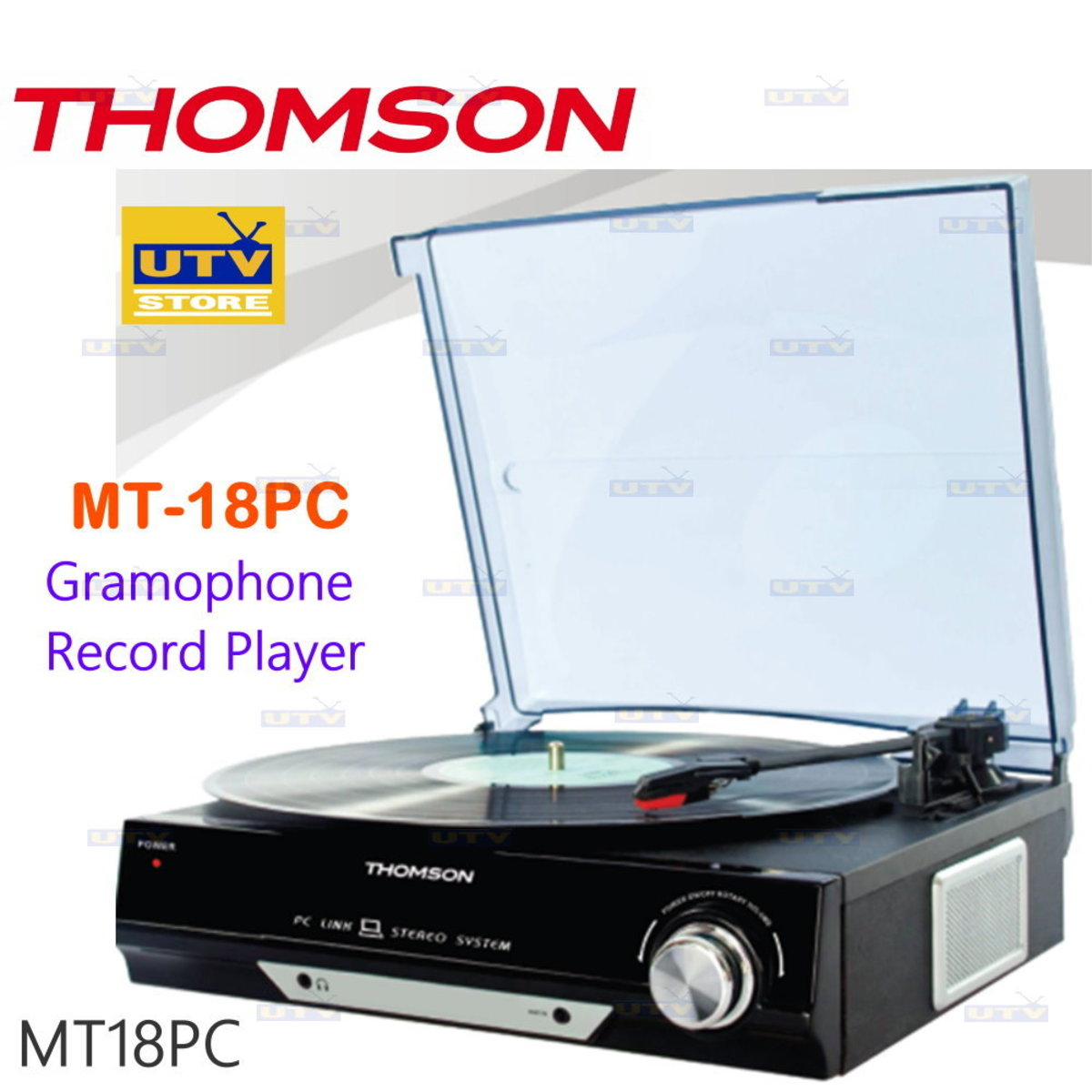 MT-18PC Gramophone Record Player