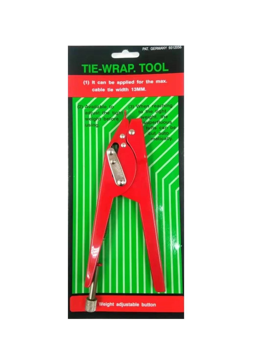 TIE-WRAP TOOL for Cutting Nylon Cable Tie up to width of 13m