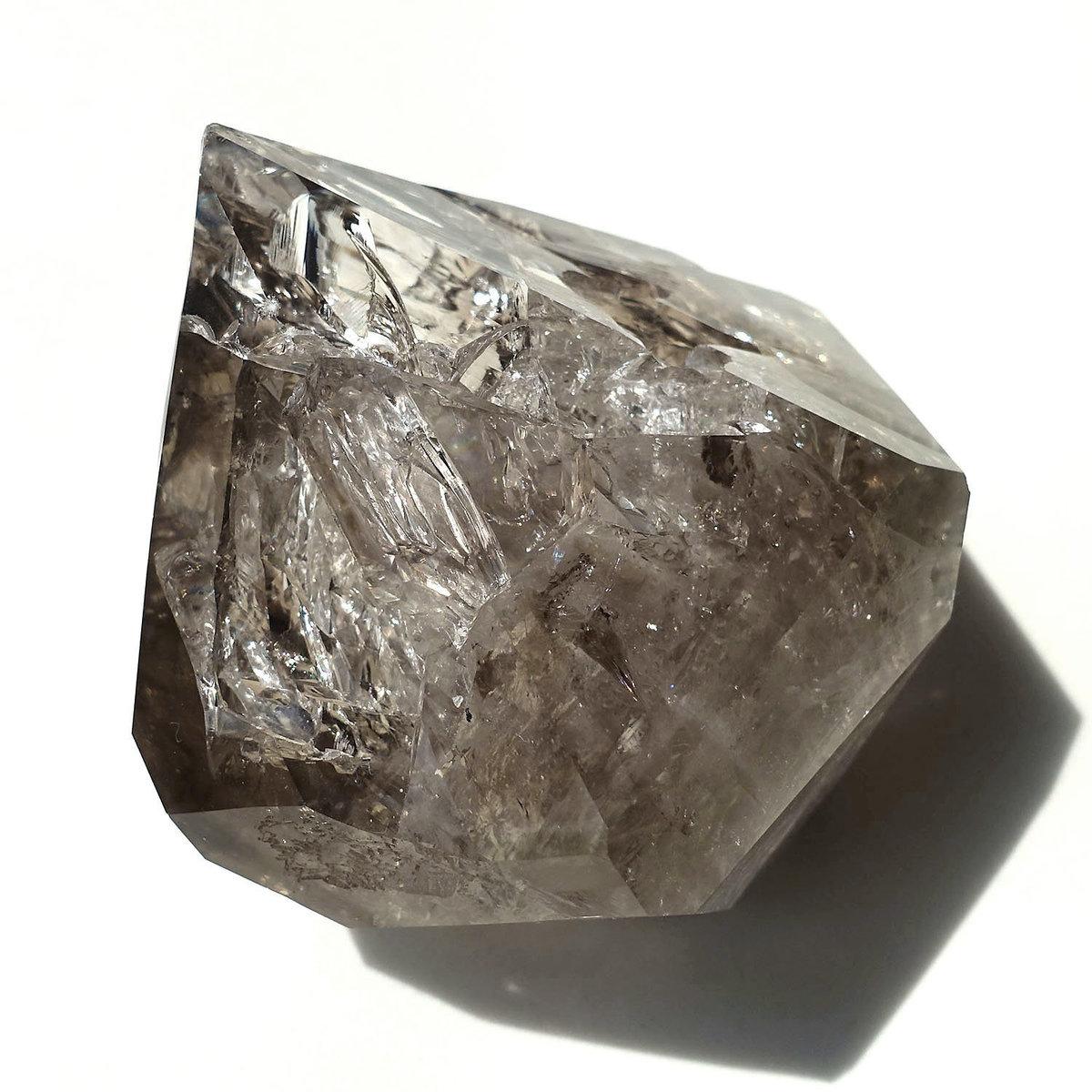 Herkimer Diamond Elestial #2