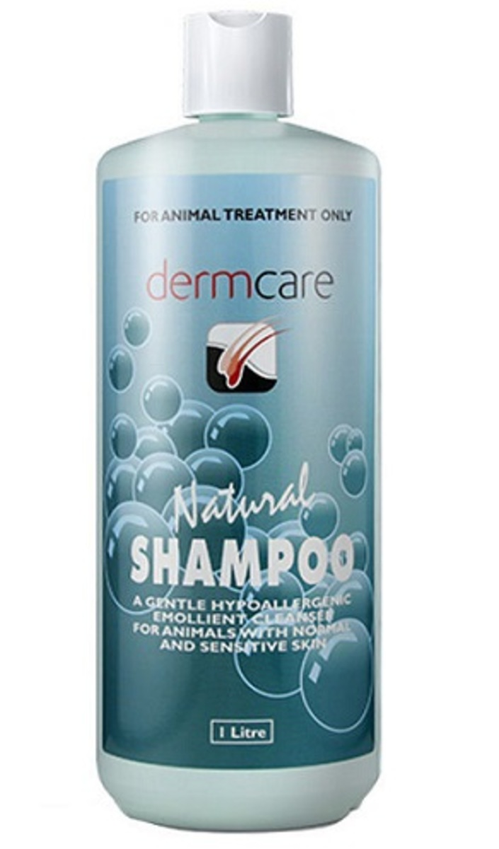 Natural Shampoo For Dogs and Cats 1L (Drug-free)[Parallel Import Product]