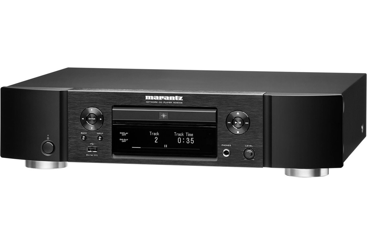 Network CD Player ND8006 (Warranty for HongKong)