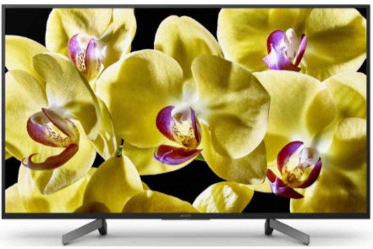 "TV 43"" KD-43X8000G (Warranty for HongKong)"